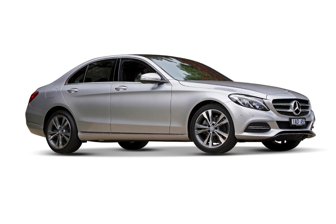 Mercedes-Benz  C220d
